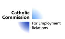Catholic Commission for Employment Relations logo
