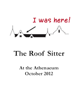 Roof Sitter Events at the A!