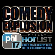 Comedy Explosion logo