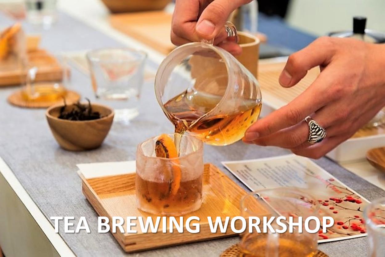 Tea Brewing Workshop