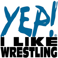 YEP! I LIKE WRESTLING® | @YEPILW logo