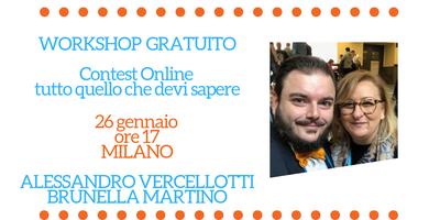 Workshop gratuito: Contest on line - Tutto quello che...