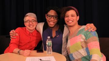 CeCe McDonald, Reina Gossett, and Dean Spade