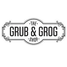 The Grub & Grog Shop logo