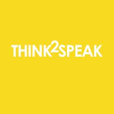 Think 2 Speak CIC logo