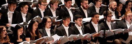 UCLA Chorale Winter Concert - Songs of Childhood