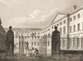Keats in London Walking Tour