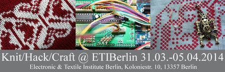 Workshop: Software Algorithms for Knitting Patterns -...