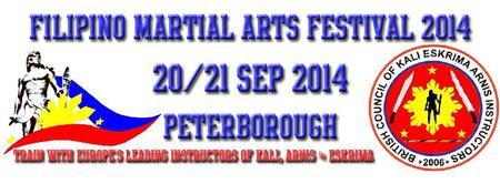 Filipino Martial Arts Festival 2014