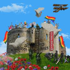 York LGBT History Month logo