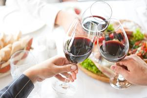 Roho Kitchen Wine and Food Pairing at Fine Spirits
