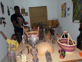 Accra Slow Art Day - Devio Arts Centre - April 12, 2014