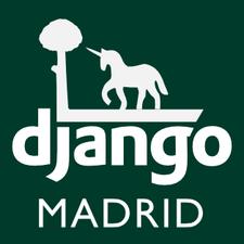 Madrid Django User Group logo