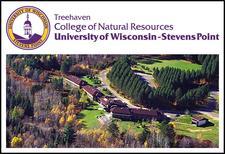 Treehaven UWSP logo