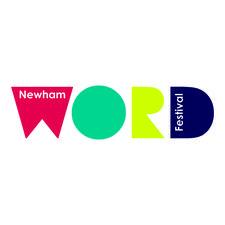 Newham Word Festival logo