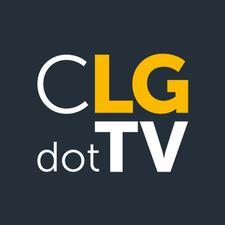 CLGdotTV logo