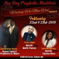 """New Day Prophetic Ministries- """"Wailing Wo-Men Win..."""