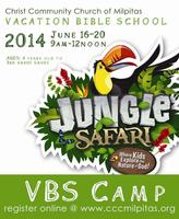 2014 CCCM - Vacation Bible School (VBS)