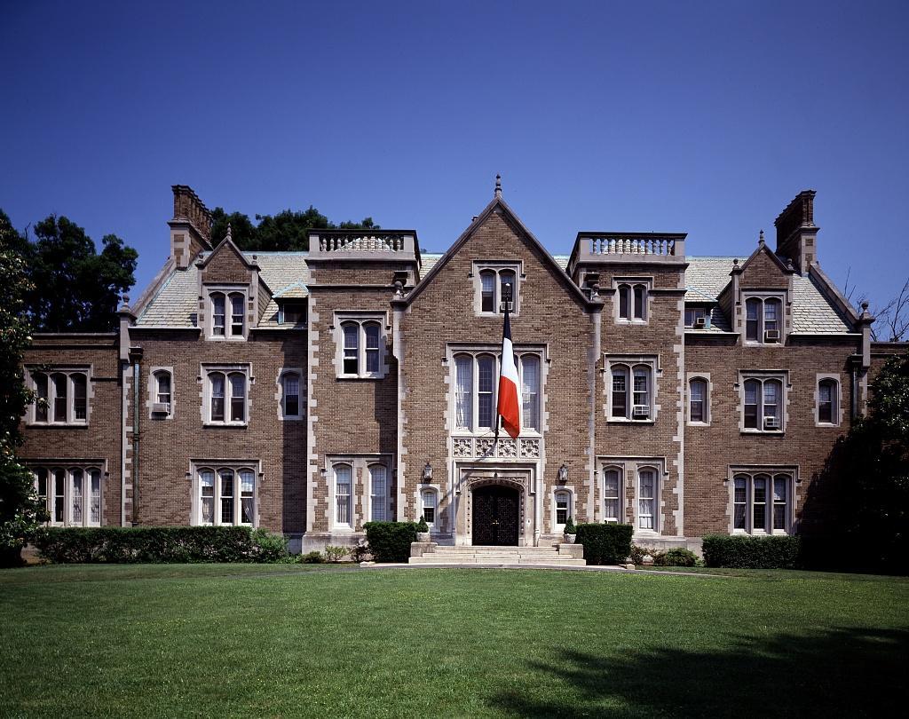 French Ambassador Residence: La Soirée Champagne