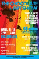CHOCOLATE & ART SHOW - LOS ANGELES - APRIL 11th -12th