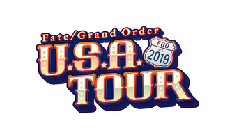 Fate/Grand Order U.S.A. Tour 2019 in Los Angeles