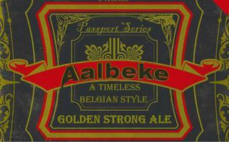 Aalbeke - Belgian Style Golden Strong Ale - Release...