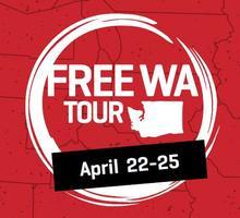 Free WA Tour - Wenatchee