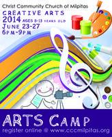 2014 CCCM Arts Camp