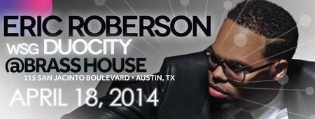 Eric Roberson Live in Austin