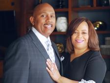 Prophetess Michelle McClain Walters & Pastor Floyd Walters logo