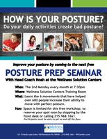 Posture/Mobility Class
