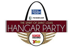 Spirit of St. Louis Hangar Party