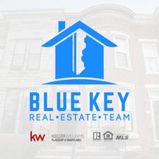 BLUE KEY REAL ESTATE TEAM logo
