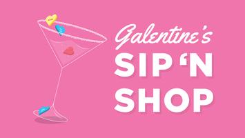 Galentine's Sip 'N Shop at Waterford