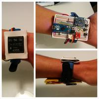 Project demo & after-party Wearable Devices Workshop -...