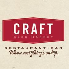 CRAFT Beer Market Toronto logo