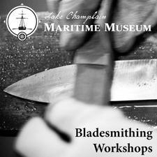 LCMM Bladesmithing Workshops logo