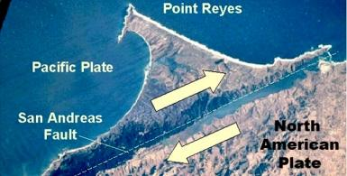 Geology of Point Reyes