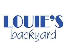 Louie's Backyard logo