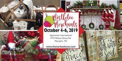 Christmas Events In Memphis 2019 Mistletoe Merchants of Memphis Tickets, Fri, Oct 4, 2019 at 9:00