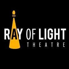 Ray of Light Theatre presents: American Psycho logo
