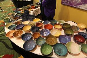 Empty Bowls 2019 for Urban Ministries of Durham
