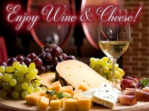 Wine & Cheese Penthouse Social - Glass Of Wine Included With Ticket!