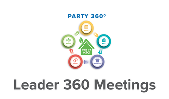 Vancouver, BC - Leader 360 Meeting