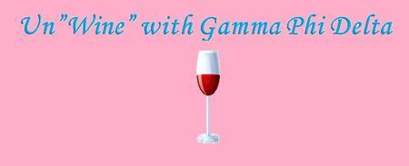 "Twist presents....Un""Wine"" with Gamma Phi Delta"