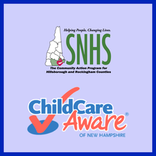 Southern New Hampshire Services, Child Care Aware of NH logo