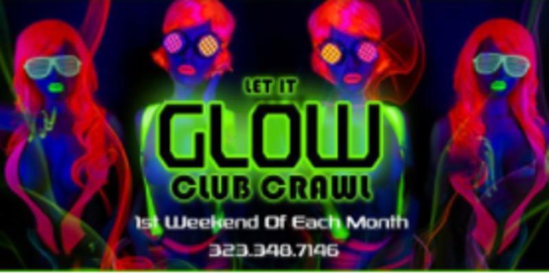 San Diego Club Crawl: Let It Glow