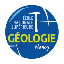 École nationale supérieure de Géologie de Nancy  logo