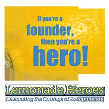 Lemonade Heroes logo