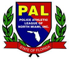Police Athletic League of North Miami  logo